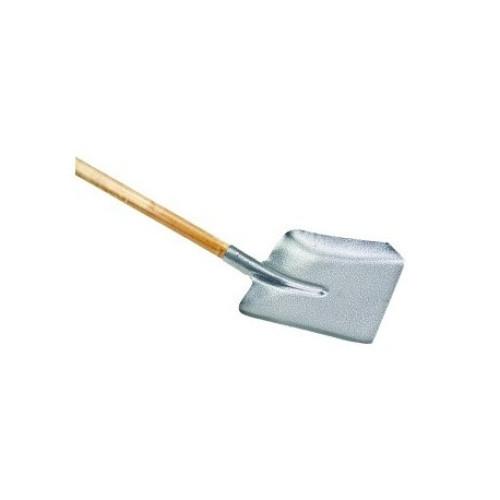 Lopata patrata S551 tip C , coada lemn 1500 mm [0]
