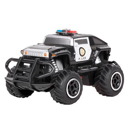 Masina cu telecomanda Mini RC Car Police Quer, scara 1:43 [0]