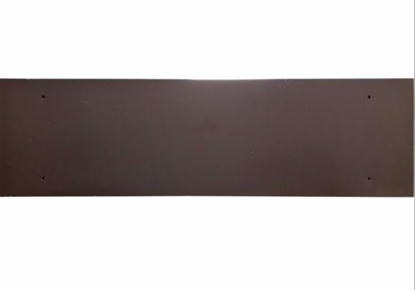 Modul 5 cutii postale din otel vopsit maro/crem,dimensiune 905 x 260 x 75 mm [1]