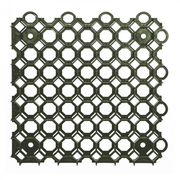 Pavele ecologice gazon, verzi, 500x500x40 mm [0]