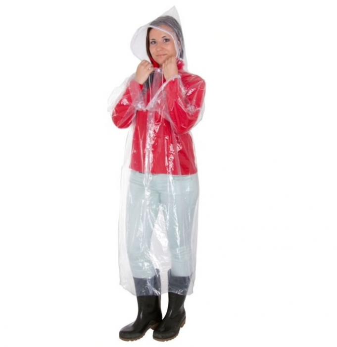Pelerina ploaie cu nasturi - M-XL [0]