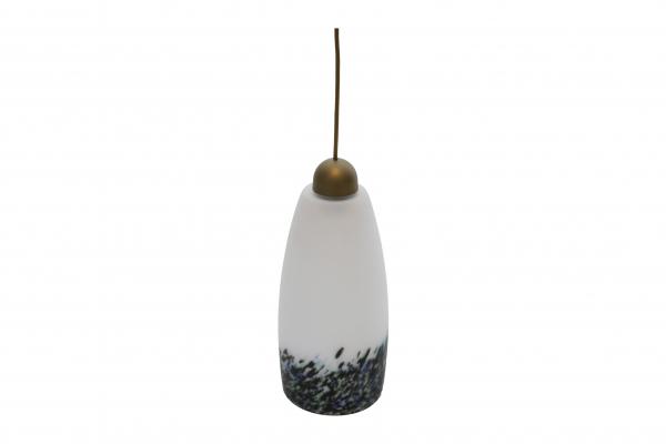 Pendul Issa alb/negru, 1 X E27, lungime calbu 1 m [1]