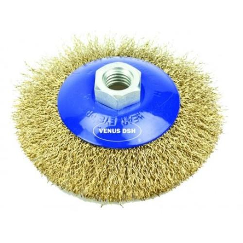 Perie sarma conica 100x0.30 mm x M14 [0]