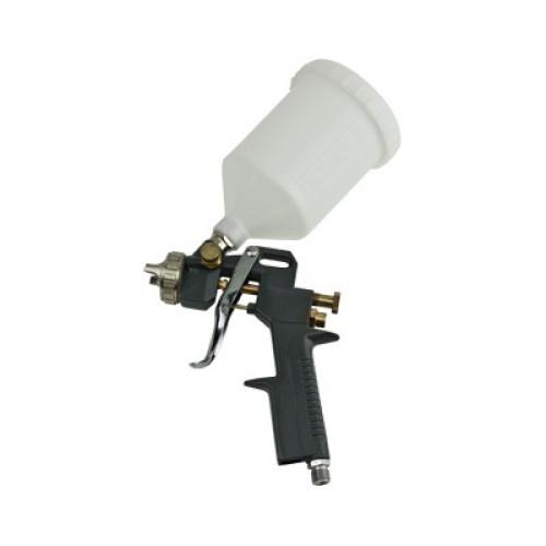 Pistol pneumatic pentru vopsit cu rezervor de 600ml [0]