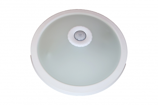 Plafoniera cu senzor de miscare 360 si modul led ,18W, 1440lm,lumina rece(6500k ) [0]