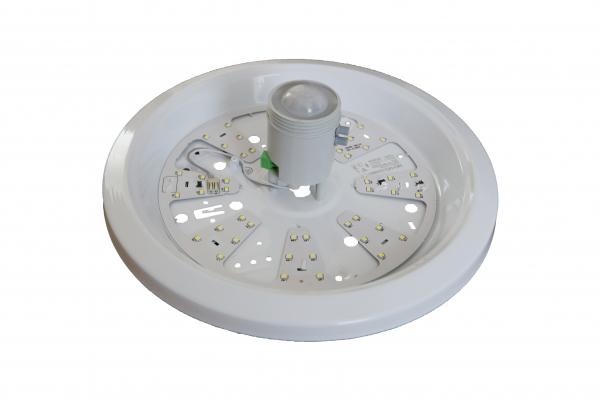 Plafoniera cu senzor de miscare 360 si modul led ,18W, 1440lm,lumina rece(6500k ) [1]