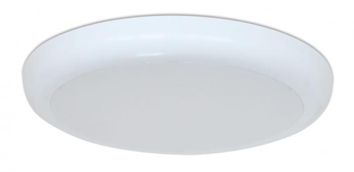 Plafoniera led, 16 W, lumina rece, 6500K, IP20, diametru 26 cm [1]