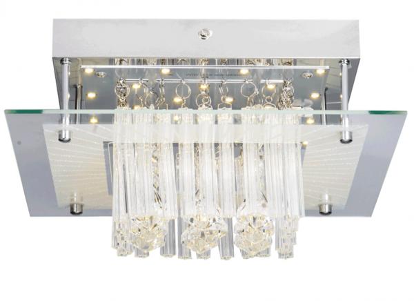 Plafoniera LED Prismo 12W 280X280MM [0]
