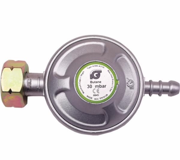 Regulator presiune pentru butelii gaz , 300 mm [0]