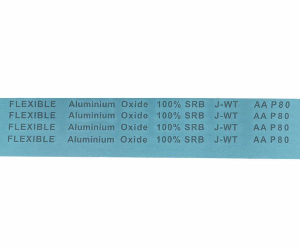 Rola abraziva, suport textil, 80 (100 mm x 50 m) [1]