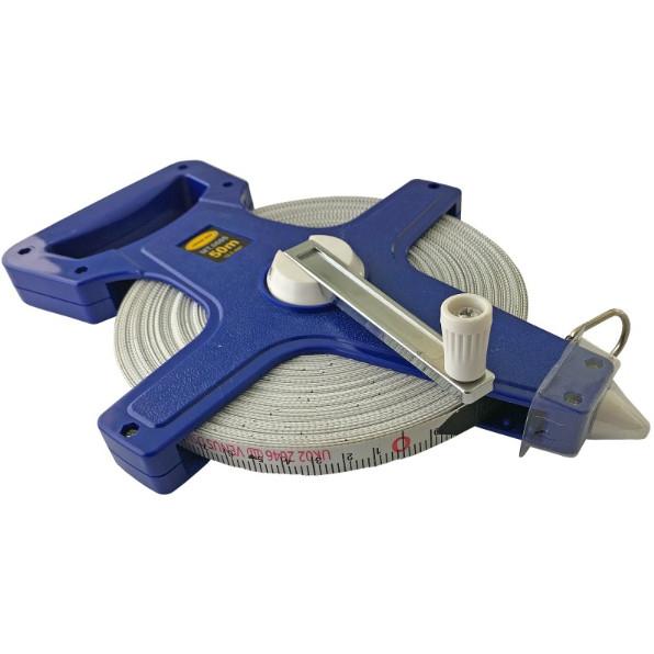 Ruleta banda fibra, maner SSPJ - 50 M X 12,5 MM [1]