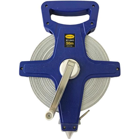 Ruleta banda fibra, maner SSPJ - 50 M X 12,5 MM [0]