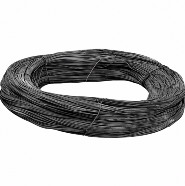 Sarma moale neagra 1.2 MM,  25Kg [0]