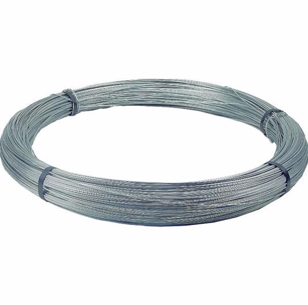Sarma moale zincata 0.61 MM, 25 KG [0]