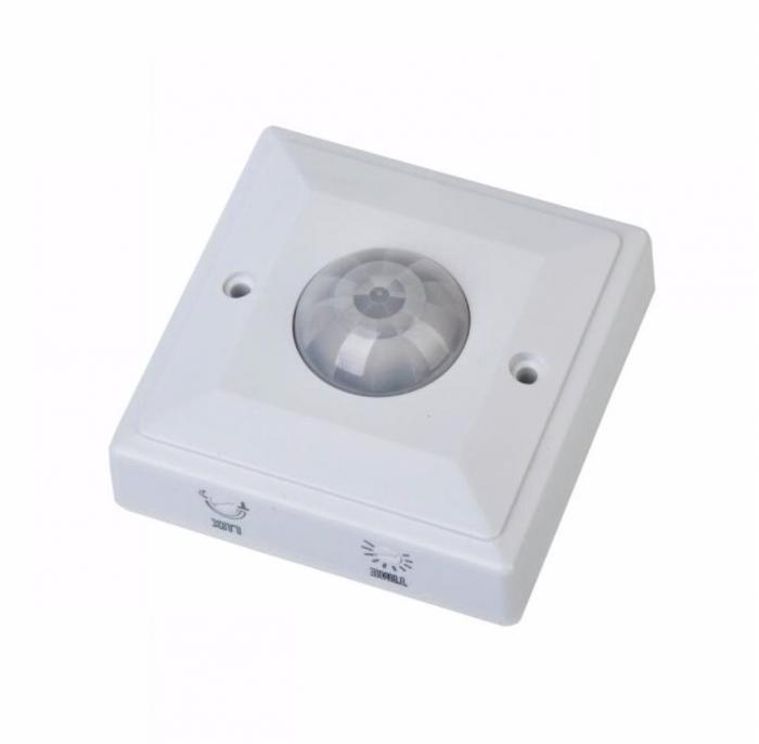 Senzor miscare pentru plafon ES207, maxim 2000 W, oprire lumina automat [0]