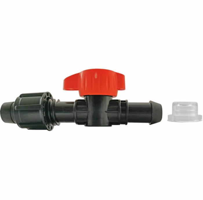 Set 10 robineti diametru 17 mm pentru. banda picurare + garnitura [0]