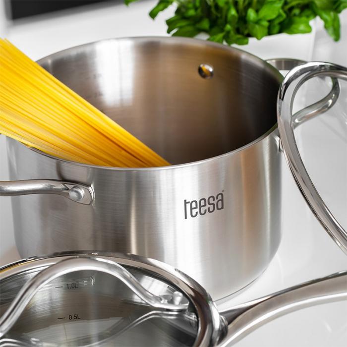 Set 3 oale inox 18/10 Teesa Cook Expert Master [9]