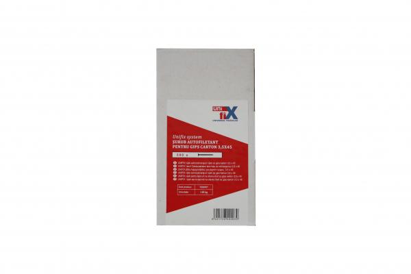 Set 500 bucati suruburi autofiletante pentru gips carton 3,5 x 45 mm [2]