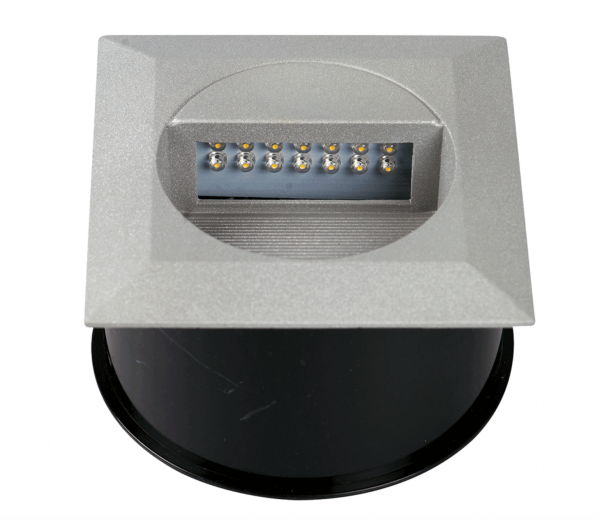 Spot Incastrat LED Venus 2W 2700K IP65 [0]