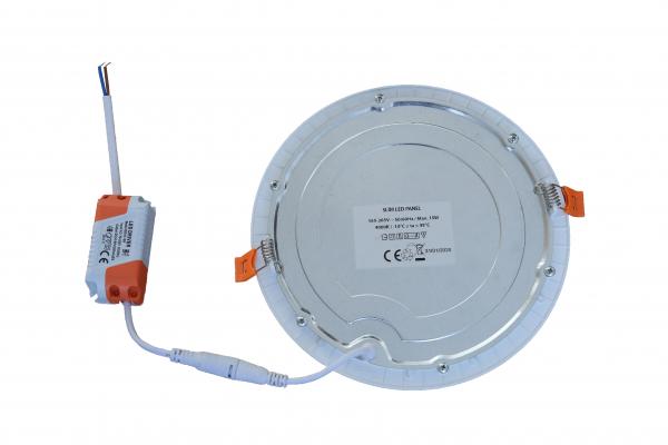 Spot LED incastrabil 15W,1500lm,lumina zilei(4000k),IP40 [3]