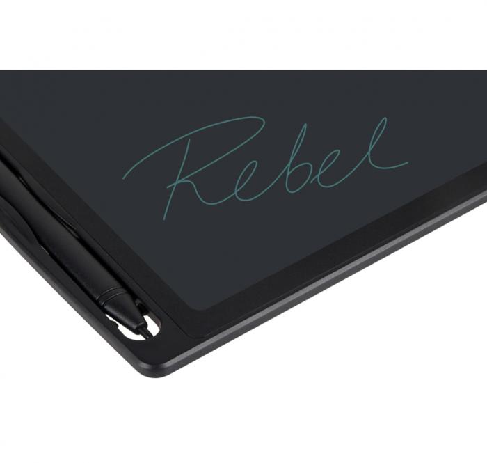 Tableta grafica 8.5 inch cu stylus REBEL color [2]