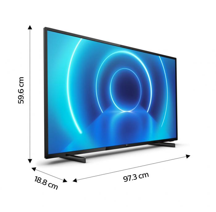 Televizor Philips 43PUS7505/12, 108 cm, Smart, 4K Ultra HD, LED, Clasa A [1]