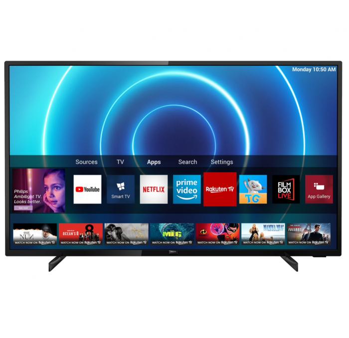 Televizor Philips 43PUS7505/12, 108 cm, Smart, 4K Ultra HD, LED, Clasa A [0]