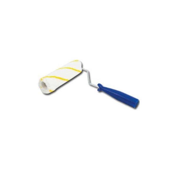 Trafalet cu dungi galbene din poliacryl 175 mm [0]