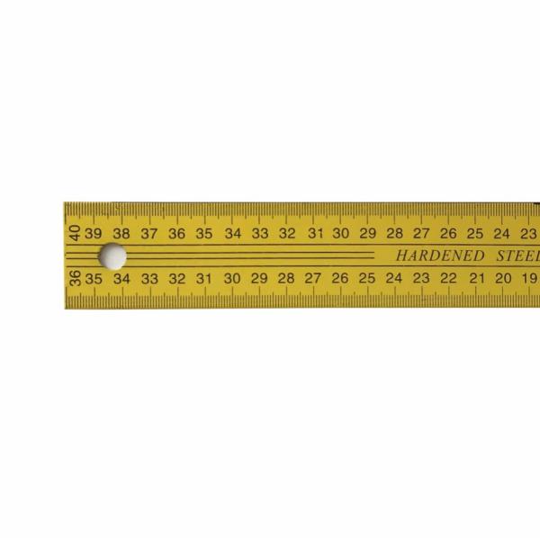 "Vinclu galben 40x40 mm , 12"" (300 mm) [1]"