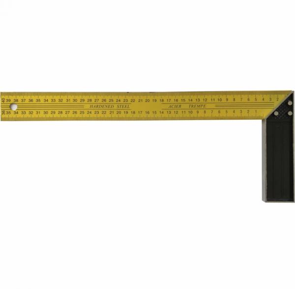 "Vinclu galben 40x40 mm , 12"" (300 mm) [0]"