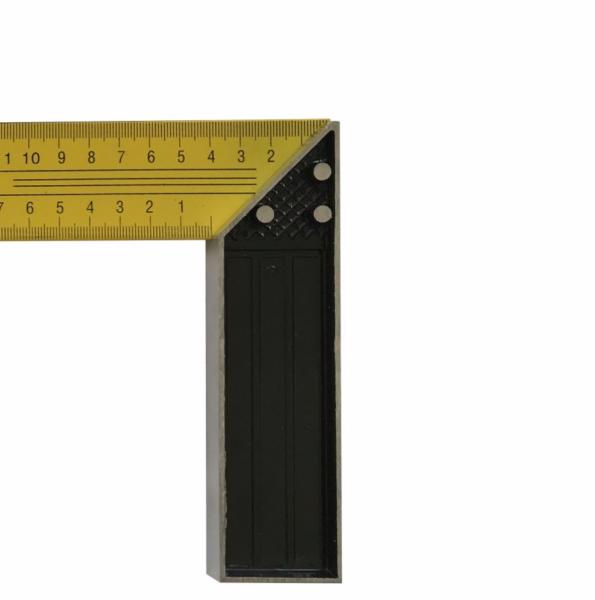 "Vinclu galben 40x40 mm , 12"" (300 mm) [2]"