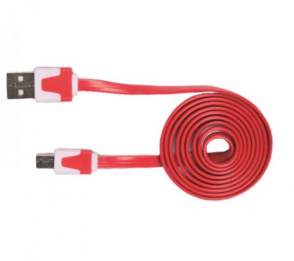 Cablu de Date MicroUSB 1A 1M [0]