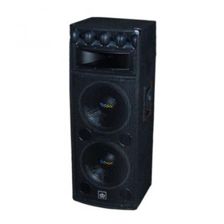 Boxa audio Pasiva Dibeisi , 2 difuzoare woofer ( Dimensiune 2 x 12 inch), 4 difuzoare tweeter, PMPO 800W , Sensibilitate 98 dB , Raspuns in frecventa 25 Hz - 20 kHz , Magnet woofer 40 oz [2]