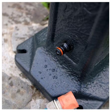 Cismea pentru gradina sau alei Strend Pro Dark Grey, 90 cm, gri inchis [4]