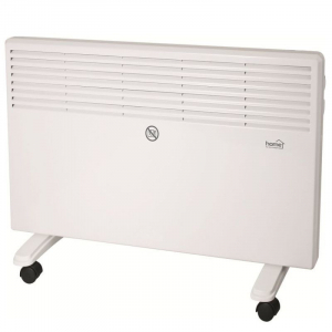 Convector electric, 2000W, protectie supraincalzire, IPX4, mobil, Home [0]
