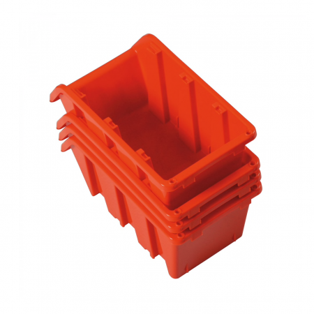 Cutie pentru organizare, ecobox, 110 x 165 x 75 mm [1]