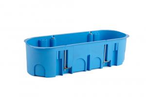 Doza aparat pentru gips carton 6/7 module, ignifugata 850°C, halogen free [1]
