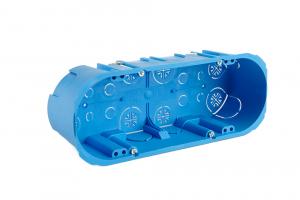 Doza aparat pentru gips carton 6/7 module, ignifugata 850°C, halogen free [0]