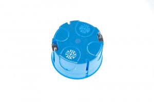 Doza aparat rigips 68 x 40 mm , ignifugata 850°C, halogen free [1]