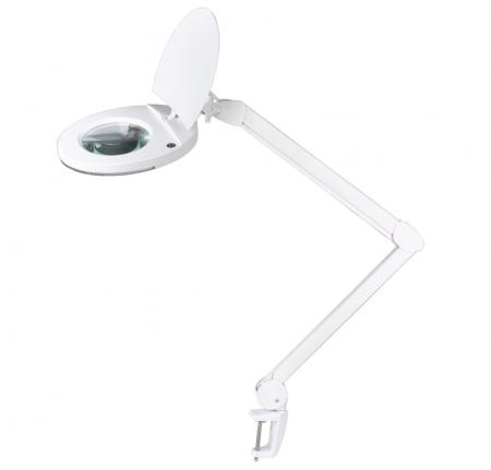 Lampa cu lupa 5 Dioptrii T4 22W [0]