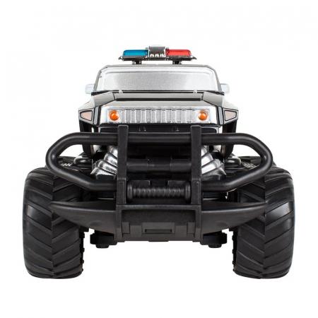 Masina cu telecomanda Mini RC Car Police Quer, scara 1:43 [4]