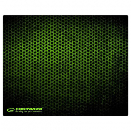 Mouse pad gaming, 30 x 24 cm, Verde [0]