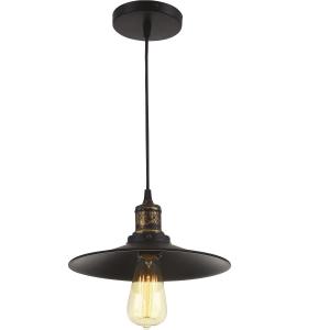 Pendul Edison , 1x60w, metal , bronz antichizat, FST29480 [1]