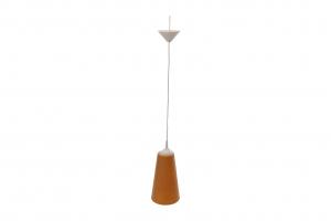 Pendul Issa orange, 1 X E27, lungime calbu 1 m [1]
