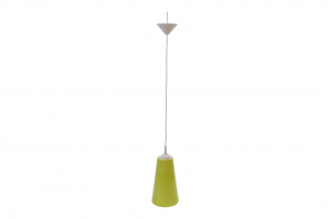 Pendul Issa verde, 1 X E27, lungime calbu 1 m [0]