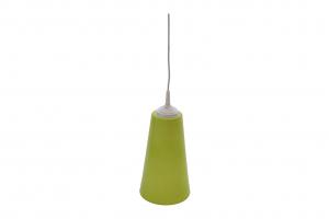 Pendul Issa verde, 1 X E27, lungime calbu 1 m [1]