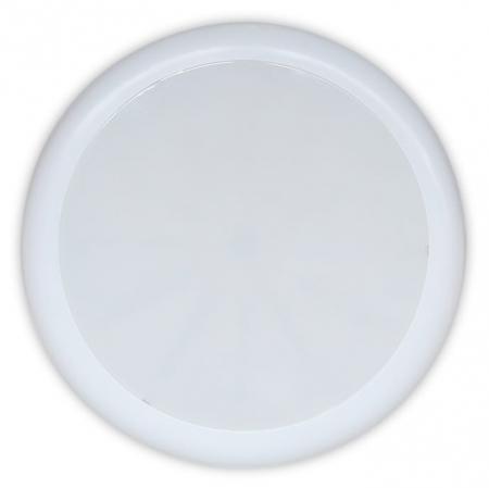 Plafoniera led, 16 W, lumina rece, 6500K, IP20, diametru 26 cm [0]