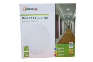 Plafoniera LED rotunda IP44 ,18W, lumina neutra(4000k), 1250lm [2]