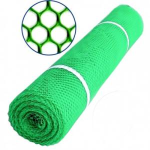 Plasa polietilena VENUS DSH, hexagon, HDPE, rezistenta UV, 1.2X25m, verde [1]