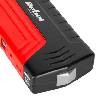 Power bank Jump starter Rebel Tools cu functie de pornire baterie auto [1]